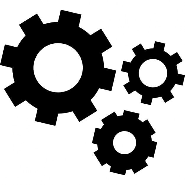 Gears set Icons | Free Download