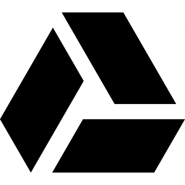 Drive Logo Google drive logo symbol icons free download