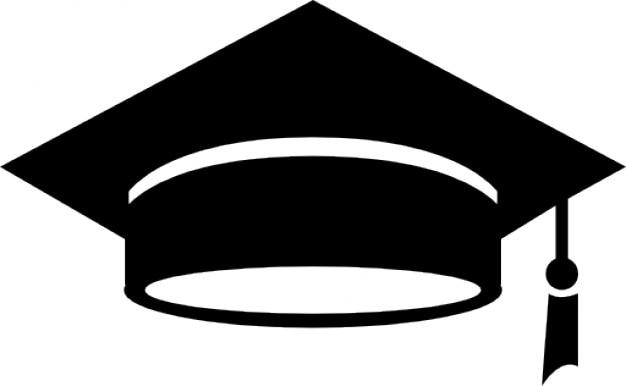 graduate hat icons