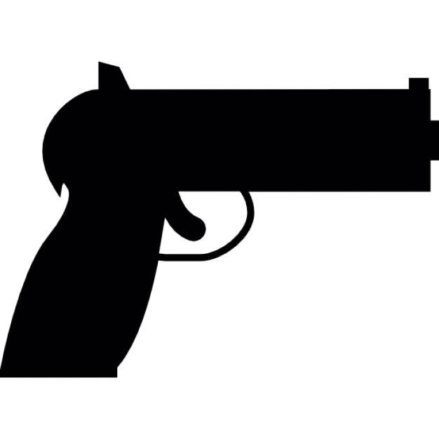 Gun Action Ios 7 Interface Symbol Icons Free Download