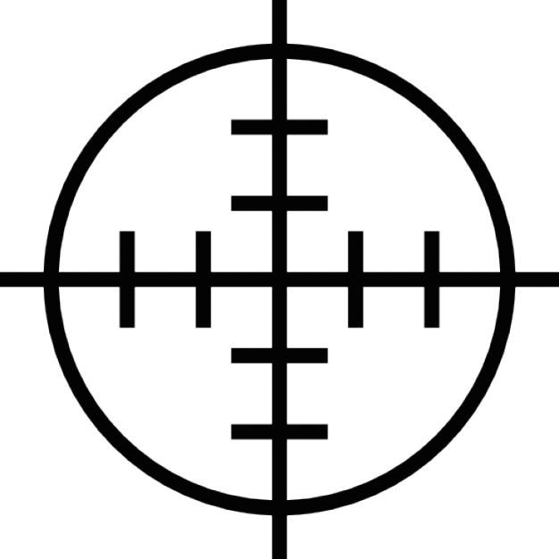 Gun Shooting Target Icons Free Download