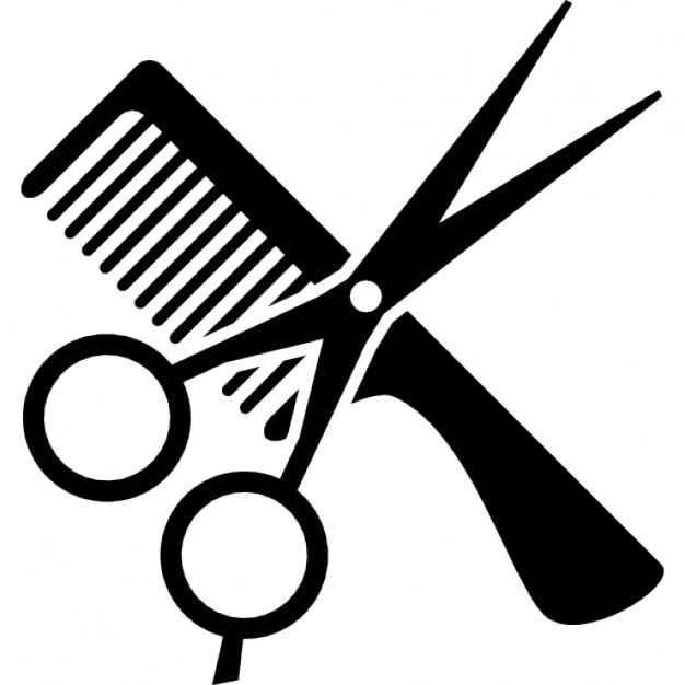 hair cut tool icons | free download