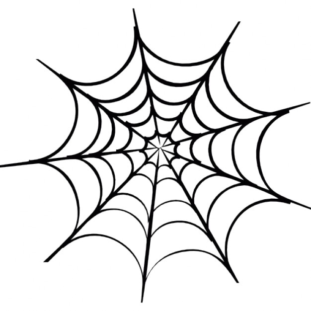 halloween spider web icons free download rh freepik com spider web vector free spider web vector illustrator