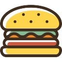 Hamburger Free Icon