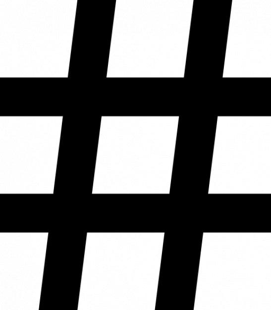 Hash Free Icon
