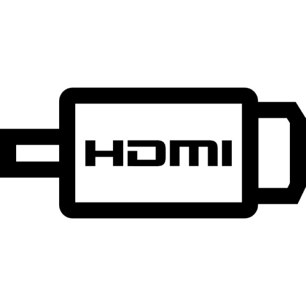 Hdmi Cable Icons Free Download