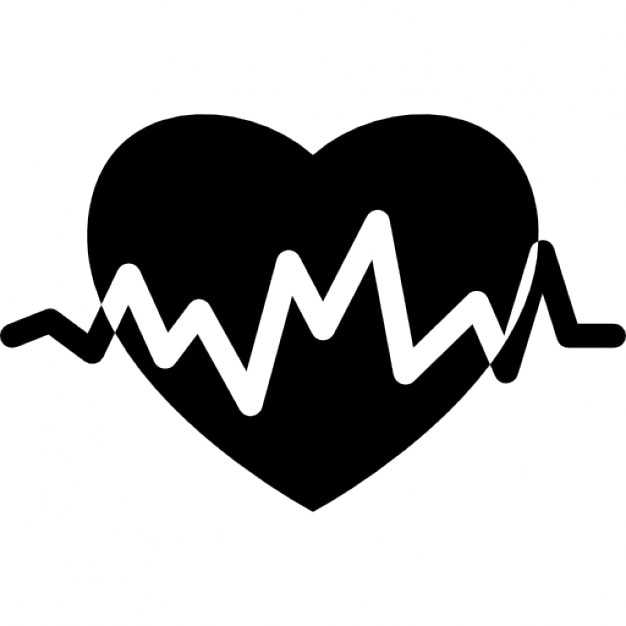 heart beat icons | free download