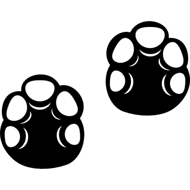 Hippo Footprint Vectors Photos And Psd Files Free Download