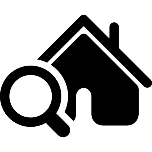 House search icons free download for Free home search