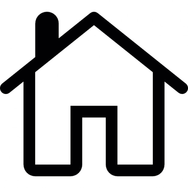 House white Icons | Free Download