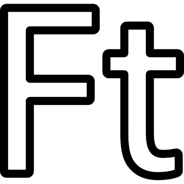Hungary Forint Currency Symbol Icons Free Download