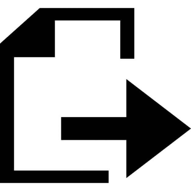 showing post media for send symbol www