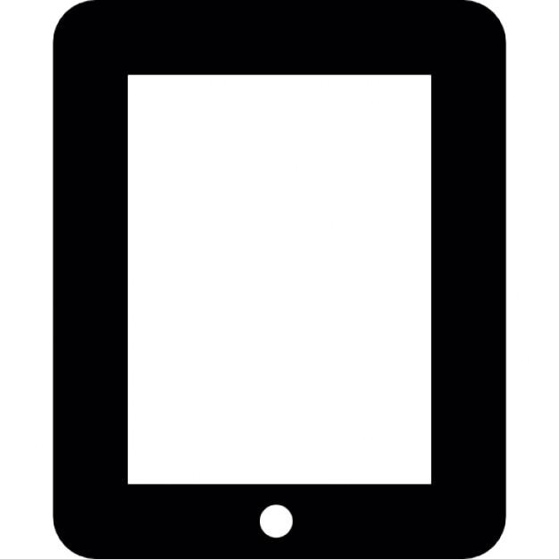 IPad outline Icons | F...