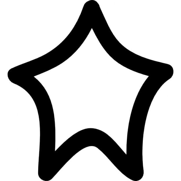 Irregular star shape outline icons free download irregular star shape outline free icon sciox Gallery