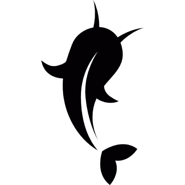 Japan koi fish from back view icons free download for Koi fish vector