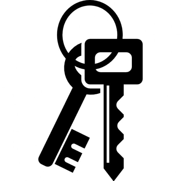 keys couple in a ring icons free download rh freepik com key victory horse key victorian inventions