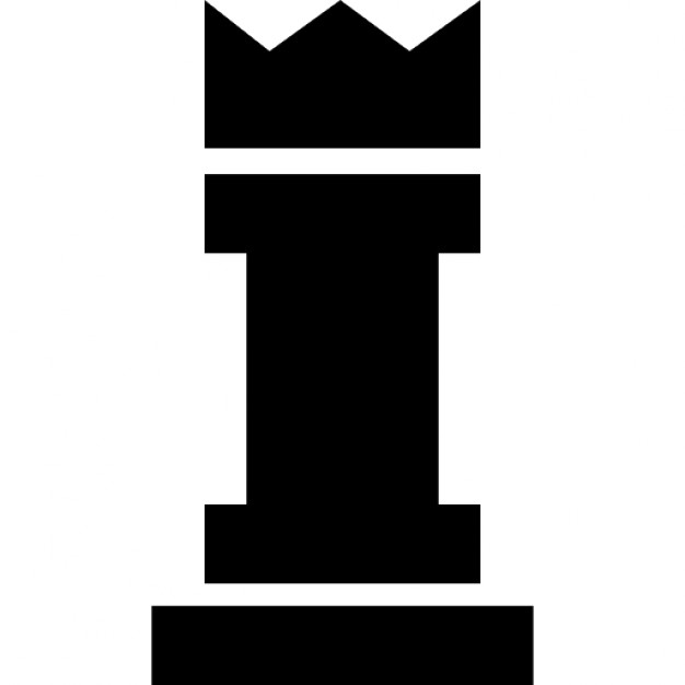 King black chess piece Icons | Free Download
