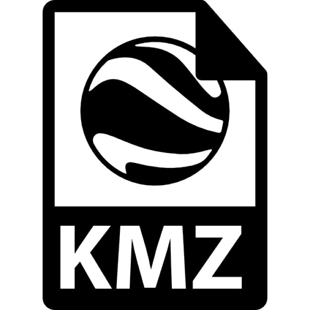 kmz file format symbol icons free download