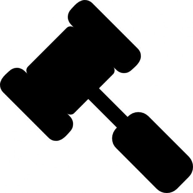 Legal hammer Icons | Free Download