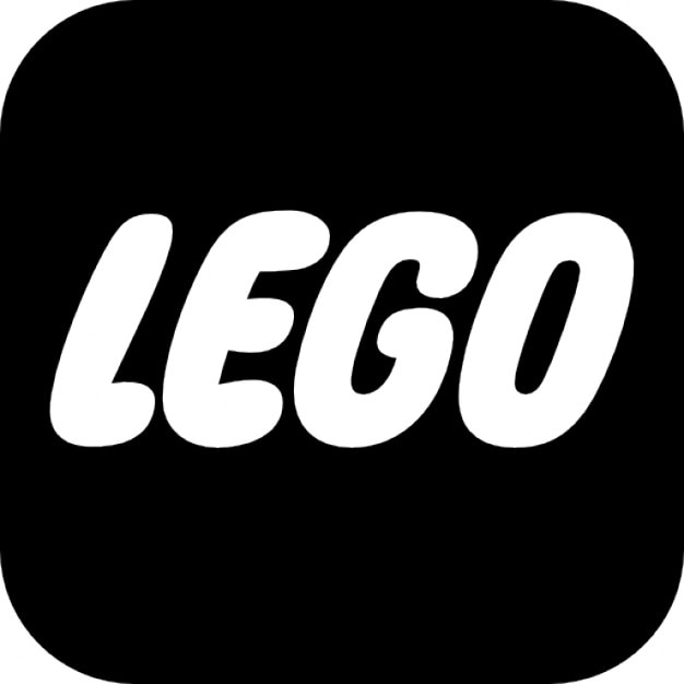 Lego logo Icons   Free Download