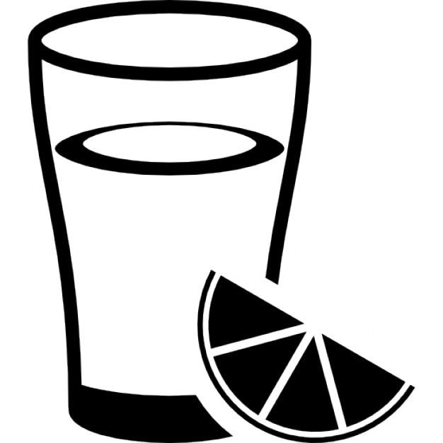 lemonade clipart black and white - photo #48
