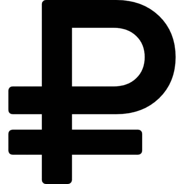 Letter P Symbol Icons Free Download