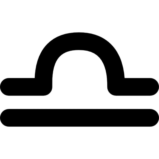 libra sign icons free download rh freepik com library logo library logon