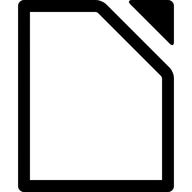 libreoffice logo icons