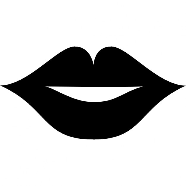 Lips of female sexy mouth Icons | Free Download