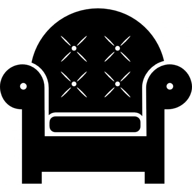 Livingroom armchair Icons | Free Download