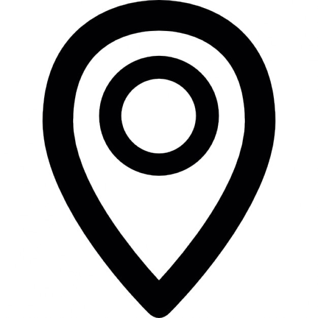 location symbol icons
