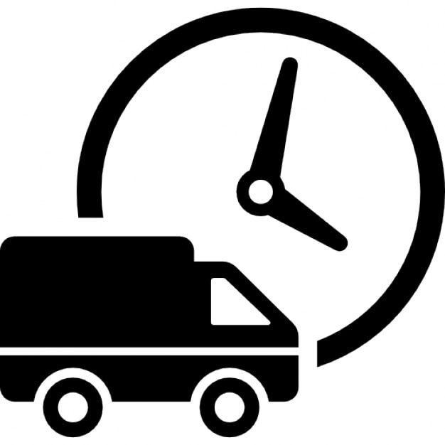 Delivery Truck Icon Png