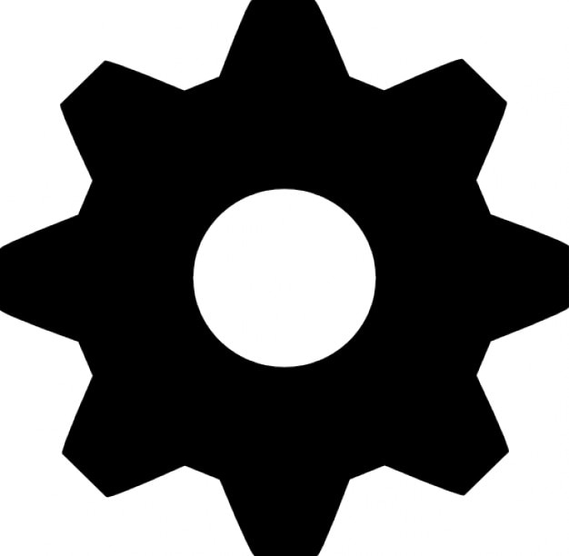Machine gear Free Icon