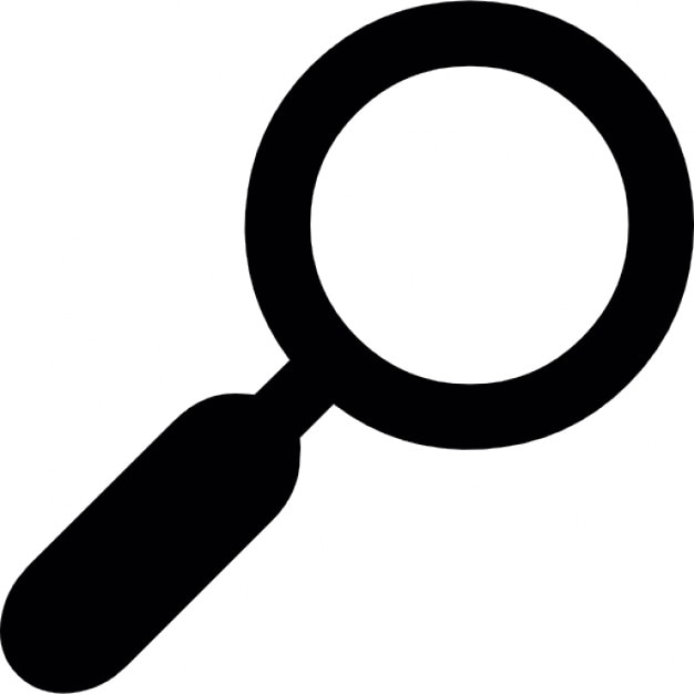 Magnifying glass look Icons | Free Download
