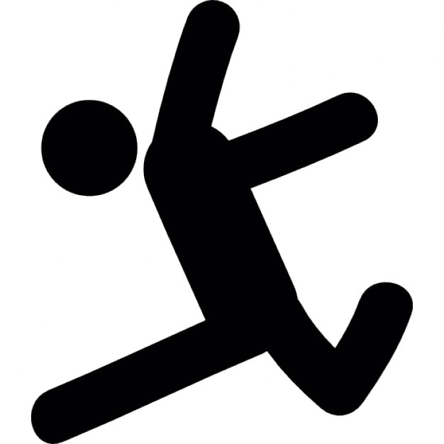 Man jumping Icons | Free Download