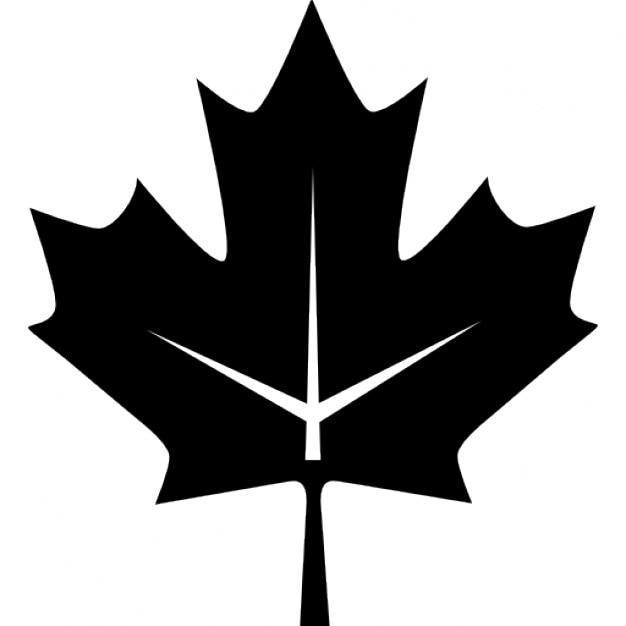 maple leaf icons free download rh freepik com maple leaf vector free maple leaf vector image