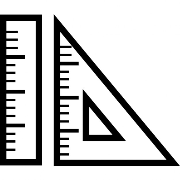 Measuring and drawing tools icons free download for Draw tool free