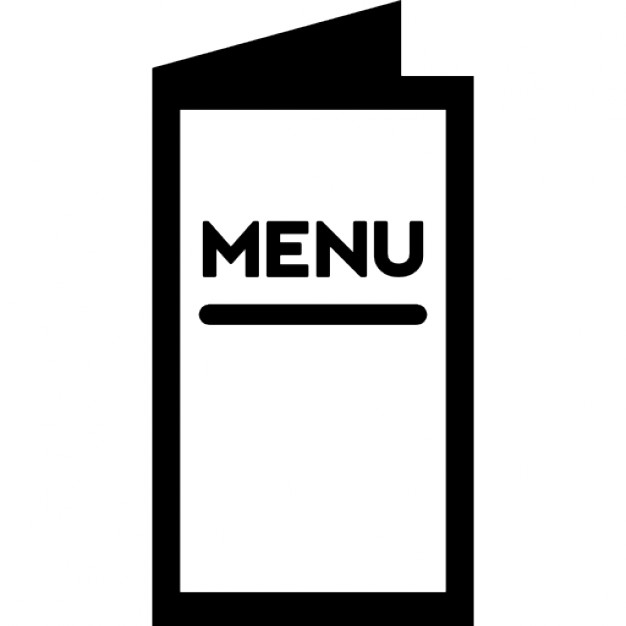 Menu Icons Free Download