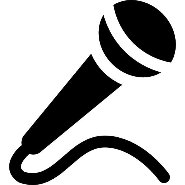 microphone icons free download