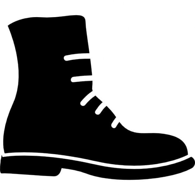 clipart of military boots - photo #16
