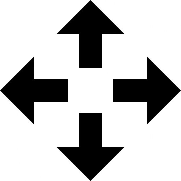 アイコンの移動方法