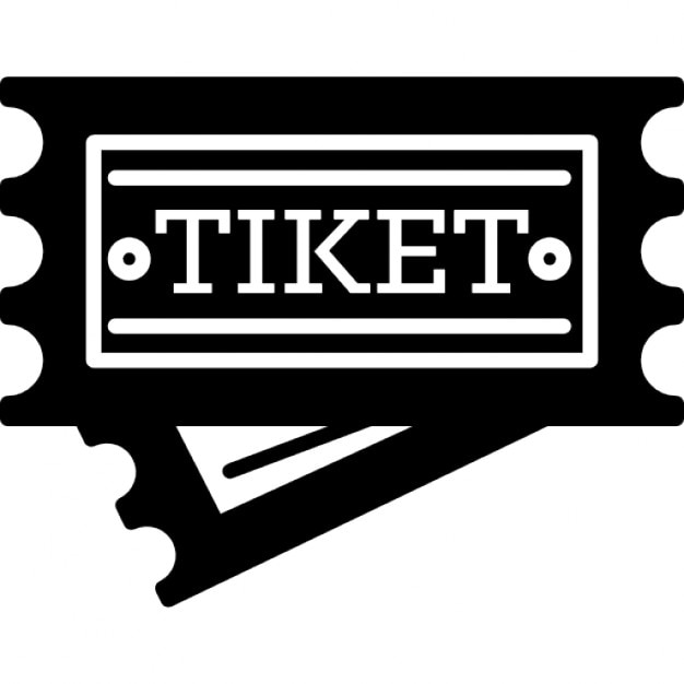 Museum Ticket Vectors Photos and PSD files – Ticket Outline