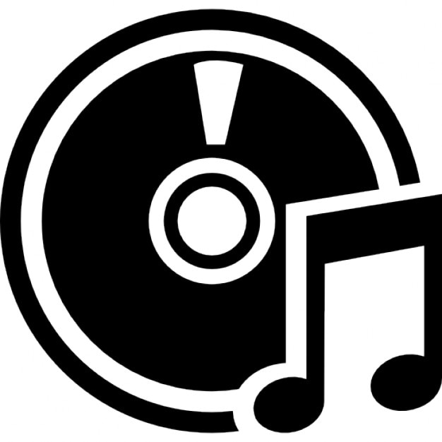 music cd icons free download