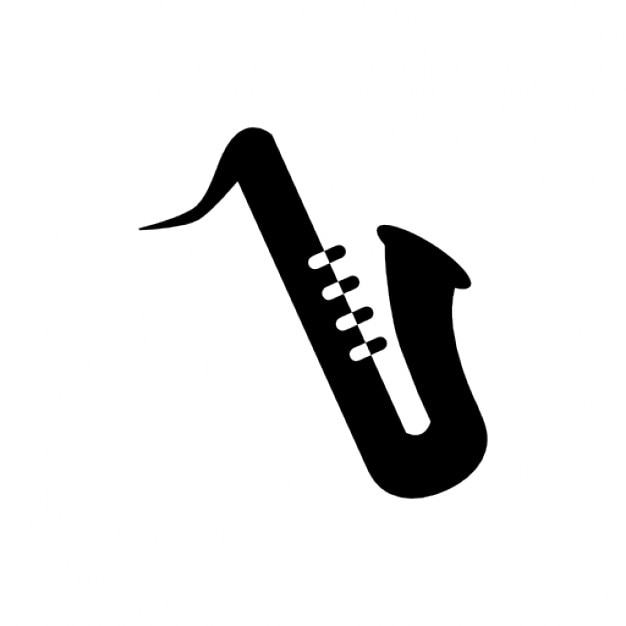 Music Saxophone Icons Free Download