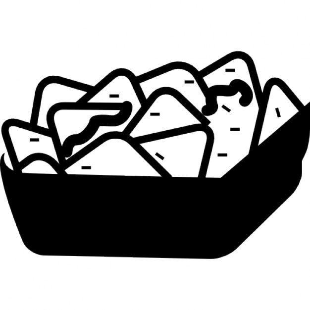 nachos on a platter icons free download Chef Hat Clip Art Black Chef Silhouette