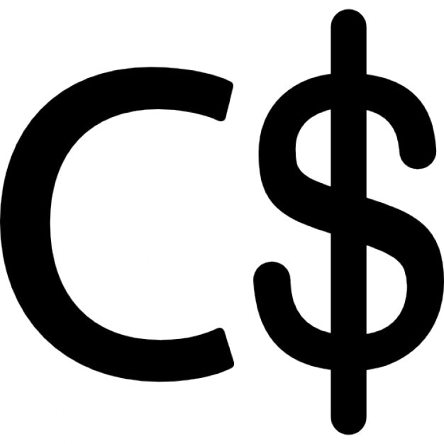 Nicaragua Cordoba Currency Symbol Icons Free Download