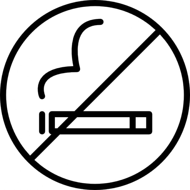 No Smoking Symbol Icons Free Download