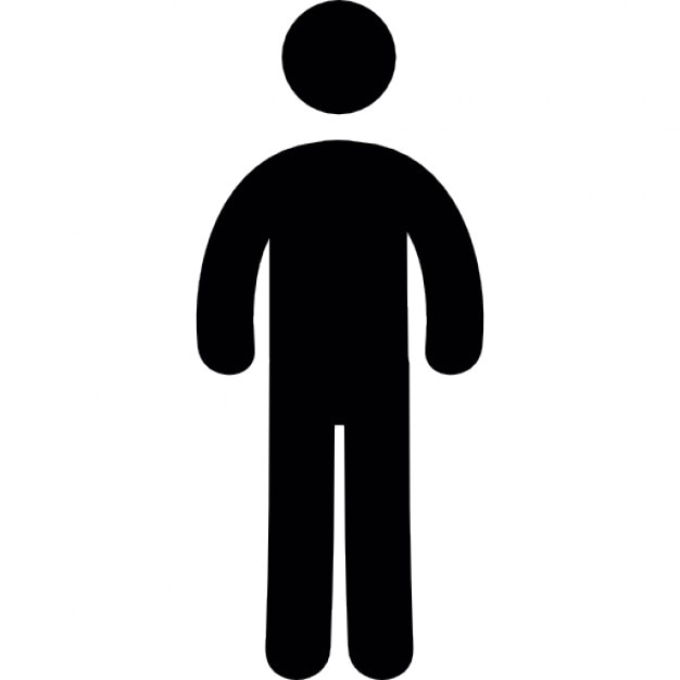 картинки человека силуэт