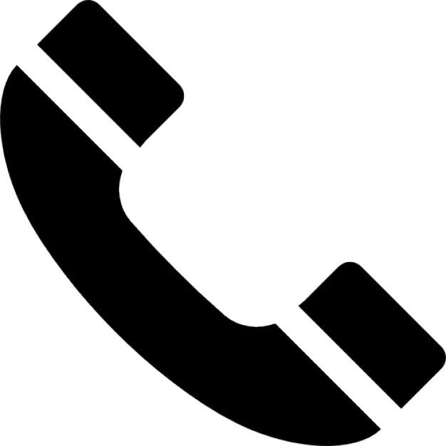 電話は固定 無料アイコン