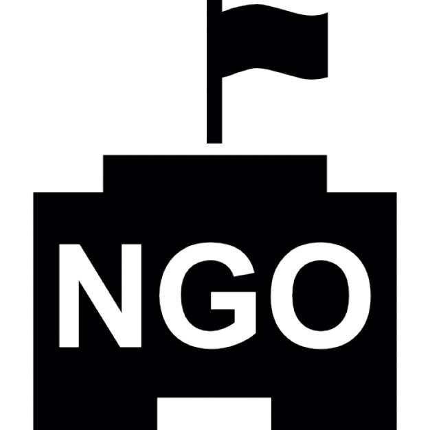 旗を持つ非政府組織本部 アイコ...